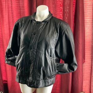 80's Vintage leather jacket